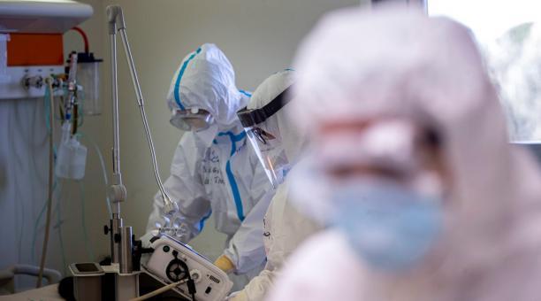 Foto referencial. Un joven, de 28 años, está bajo vigilancia en una casa de salud de Los Ríos. Foto: EFE