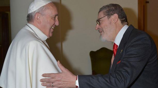 El médico personal del Papa Francisco falleció a causa del covid-19 en Roma. Foto: EFE