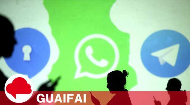 Telegram, WhatsApp y Signal incluyen una función para proteger las conversaciones. Fotos: Pixabay