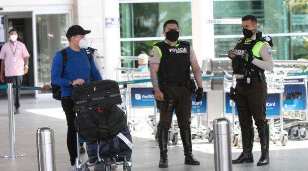 Las aerolíneas que embarquen pasajeros que no cuenten con una prueba negativa de covid-19 serán sancionadas. Foto: Archivo/ EL COMERCIO.