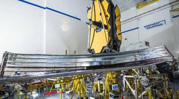 La Agencia Espacial Europea reducirá su presupuesto para todos los proyectos de este 2021. Foto: Europa Press