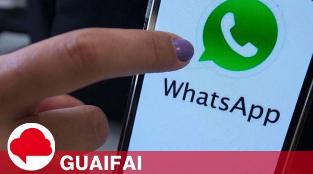 WhatsApp se pronunció sobre cómo afectarán los cambios en sus políticas de uso a la privacidad de los mensajes y llamadas. Foto: EFE