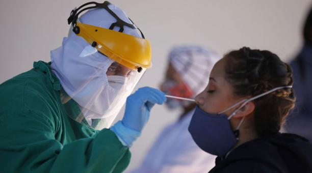 La prueba PCR es la más eficaz para la detección del covid-19. Foto: Archivo / EL COMERCIO