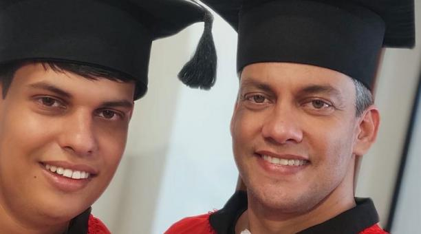 Desde pequeño, el mayor sueño de Lucas Weberling, de 23 años de edad, siempre fue graduarse de la universidad. Foto: Tomada de redes sociales