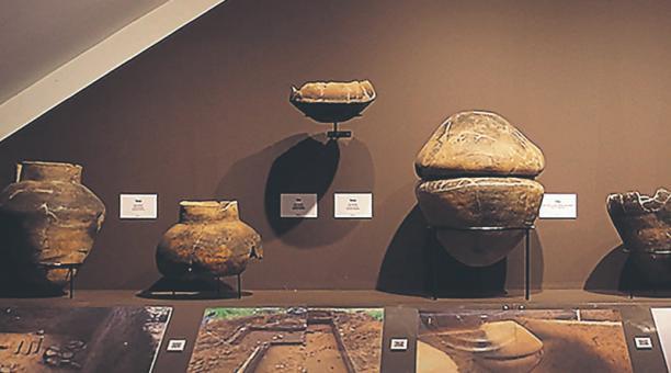 En la Universidad Ikiam se creó un museo con objetos rescatados en Pashimbi.