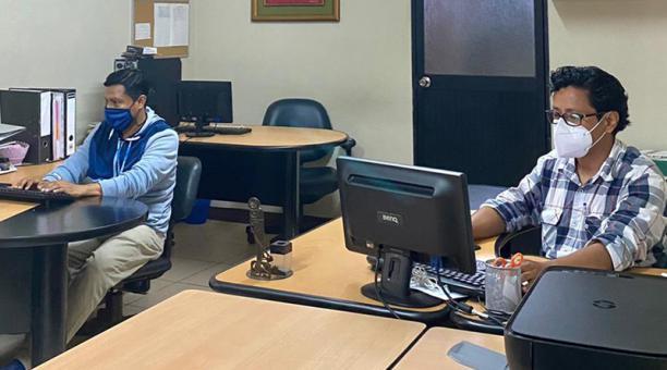 La firma contable Serpofempsa, de Guayaquil, asesora en trámites tributarios. Foto: Cortesía Serprofempsa