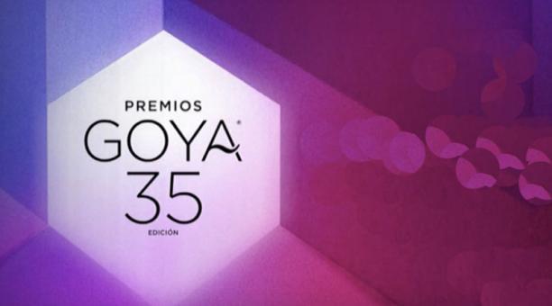 La 35 edición de los premios Goya contará con gran presencia de cine iberoamericano. Foto: twitter