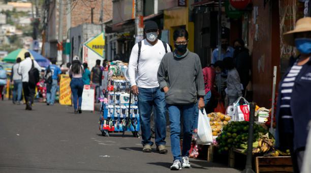 Quito registra 75 035 casos positivos de covid-19 hasta este 19 de enero del 2021