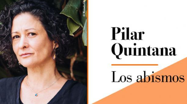 La escritora colombiana Pilar Quintana obtuvo el premio Alfaguara de Novela 2021. Foto: Captura Twitter @AlfaguaraES