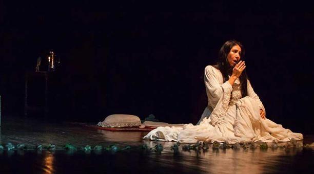 La sala de teatro Contraelviento funcionó en La Merced desde el 2012. 'La canción del sicomoro' (foto) fue una de las obras que más público convocó en el sitio. Foto: cortesía de Contraelviento