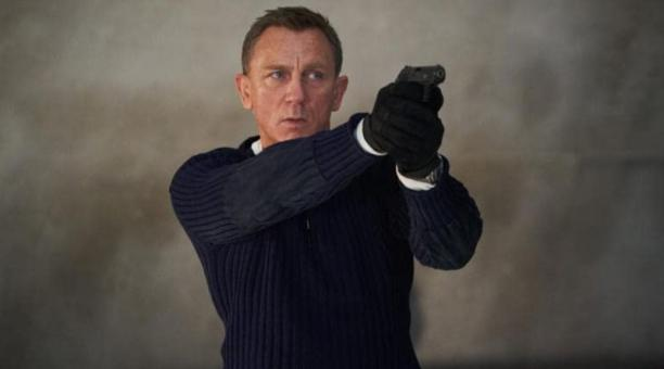 El actor Daniel Craig representa al agente 007 en la película 'No time to die'. Foto: IMDb