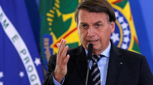 El índice de aprobación de Jair Bolsonaro pasó del 37% en diciembre del 2020 al 31%. Foto: archivo / Reuters