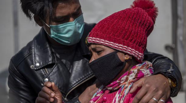 Oxfam señala en el informe 'El virus de la desigualdad' que el covid-19 tiene el potencial de aumentar la desigualdad en casi todos los países. Foto: EFE