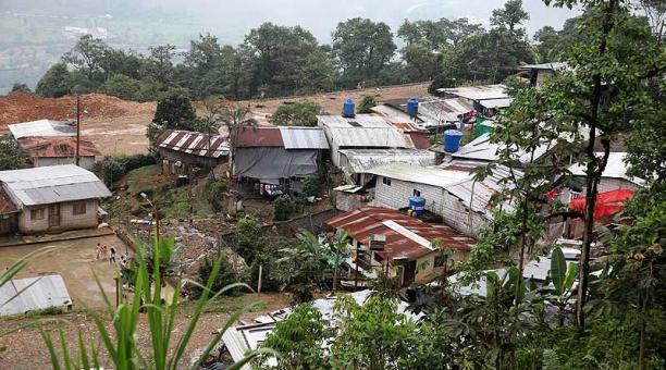 Imagen referencial. La emergencia ocurrió en el sector de Bella Rica, en el cantón azuayo Ponce Enríquez. Foto: archivo / EL COMERCIO