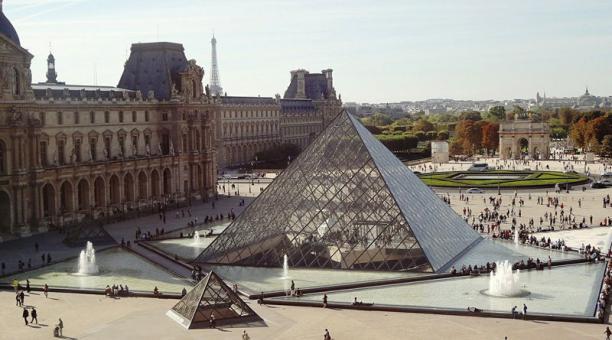 El museo de Louvre abrió su tienda virtual. En esta se puede adquirir recuerdos y entradas. Foto: Pixabay