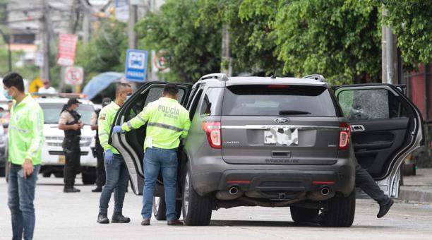La Sociedad Interamericana de Prensa instó a las autoridades del país a indagar el asesinato de Efraín Ruales y el atentado contra la periodista Marilú Capa. Foto: Mario Faustos/ EL COMERCIO.