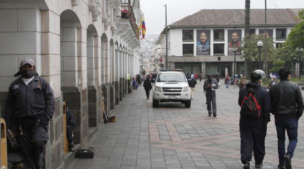 Imagen referencial. Ecuador sigue por debajo del promedio regional y mundial de 43 en el Índice de Percepción de la Corrupción. Foto: Eduardo Terán/ EL COMERCIO.