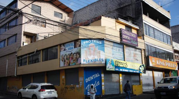 Departamento en el que se registró un incendio en el Comité del Pueblo en la calle Enrique Garcés y Miguel Echeverría