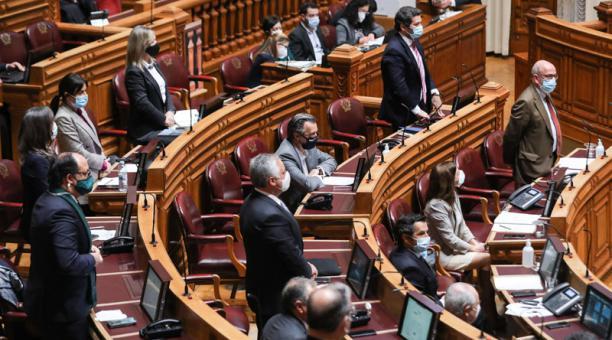 El parlamento portugués aprobó este 29 de enero del 2021 la despenalización de la eutanasia. Foto: EFE.