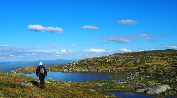 Previo a los viajes a la montaña se sugiere asistir a cursos de orientación. Foto: Pixabay.