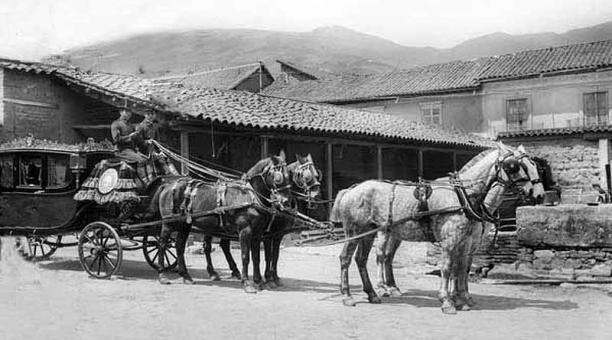 Clemente Yerovi fue presidente por ocho meses en un periodo interino de facto. Foto: cortesía Archivo Histórico del Guayas