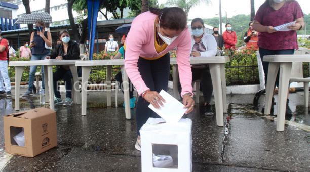 El domingo 7 de febrero del 2021se realizarán las elecciones generales en Ecuador. Foto: Archivo/ EL COMERCIO