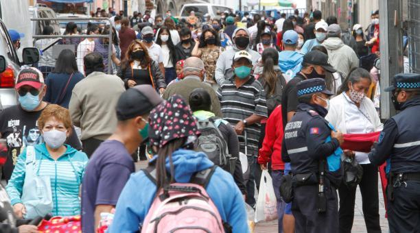 Según la Resolución A006- 2021 de este viernes 5, las prohibiciones en Quito se mantendrán hasta el viernes 12 de febrero del 2021. Foto: Eduardo Terán / EL COMERCIO