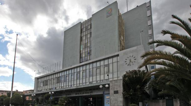 El proyecto de Ley de Defensa de la Dolarización busca garantizar la autonomía al Banco Central del Ecuador. Foto: Archivo/ EL COMERCIO.