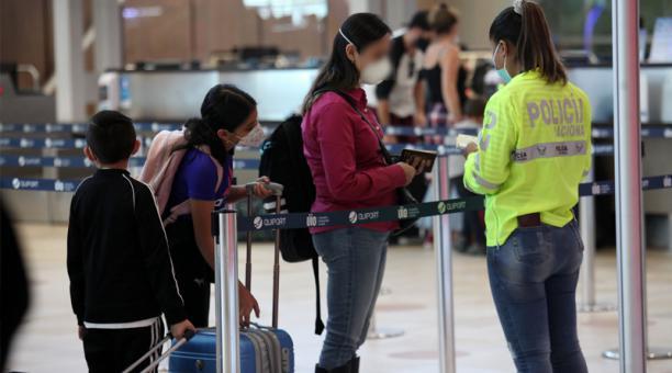 Para reactivar los vuelos domésticos comerciales, hay dos empresas que están en proceso de certificación y cuyo inicio de operación se prevé para el segundo semestre del año. Foto: Archivo EL COMERCIO