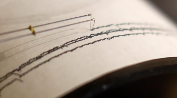 Imagen referencial de un sismógrafo, en el Discovery Cube Science Center, en Santa Ana, California, Estados Unidos.