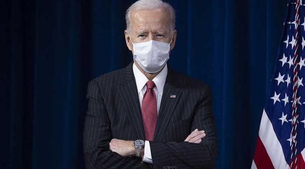 Joe Biden expresó al presidente chino  Xi Jinping su preocupación por las prácticas económicas coercitivas e injustas de Pekín. Foto: EFE