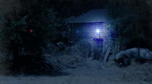 La temperatura en Braemar, Escocia, fue la más baja en 25 años, con menos de 22,9 grados centígrados. Foto: Captura de pantalla