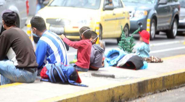Imagen referencial. La OIT estimó que el año pasado unos 300 000 niños y adolescentes