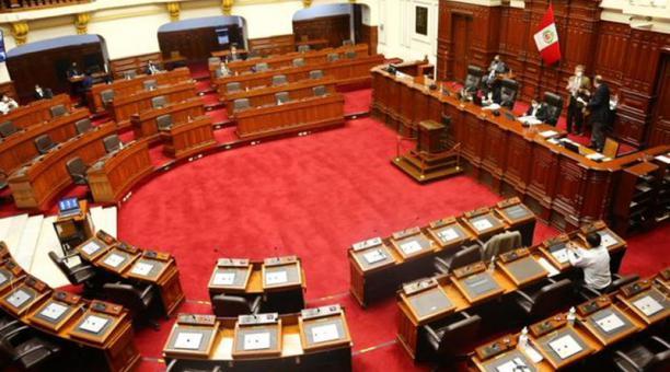 Un congresista del partido fujimorista pidió que se incluya a los legisladores en la vacunación contra la covid-19. Foto: Captura