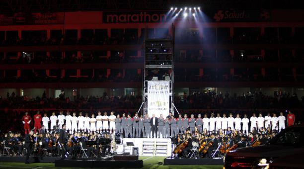 Una nueva edición de la Noche Blanca se realizará el sábado 13 de febrero del 2021. Foto: Archivo / EL COMERCIO