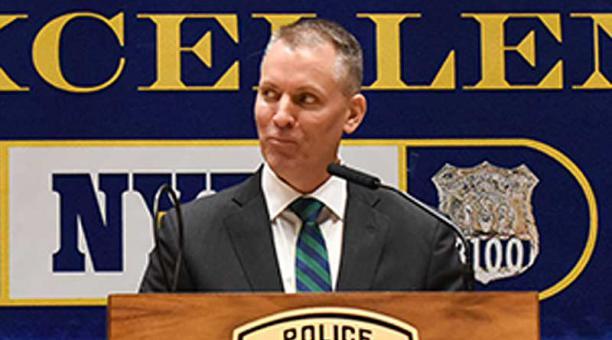 El comisario de la Policía de Nueva York, Dermot Shea, dijo que los cuatro ataques ocurrieron en la línea A, que recorre Nueva York desde el norte de Manhattan hasta la zona sur de Queens. Foto: Departamento de Policía de New York