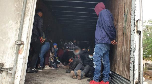 Imagen referencial. Cada año, miles de migrantes, mayormente centroamericanos, huyen de la violencia y pobreza. Foto: Reuters