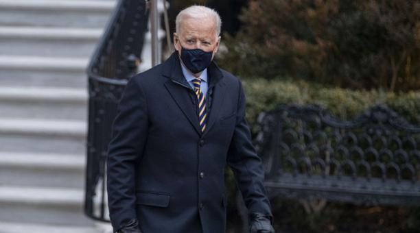 El proyecto de la reforma migratoria de Joe Biden, una de sus principales propuestas de Gobierno, será enviado este 18 de febrero del 2021. Foto: EFE.