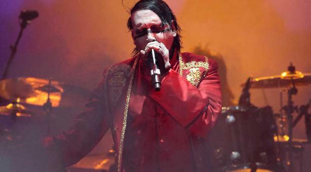 La expareja de Marilyn Manson, Evan Rachel Wood, lo denunció por abuso físico y psicológico. Foto: archivo / EL COMERCIO