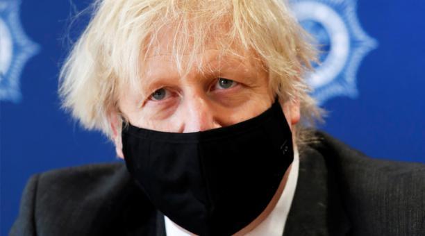 Foto de archivo ilustrativa del Primer Ministro británico, Boris Johnson. Foto: Archivo Reuters