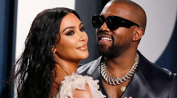 La presentación de la solicitud de divorcio sigue a meses de filtraciones y reportes de que el matrimonio Kardashian- West estaba en crisis. Foto: archivo / Reuters
