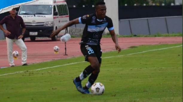 Macará debutó en el campeonato con una derota ante el Guayaqul City. Tomado de Macará