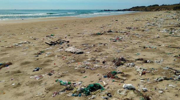 Imagen referencial. La contaminación por plástico en los océanos será tema de la conferencia organizada con motivo de la Década de la Ciencia del Océano de la ONU. Foto: Pixabay