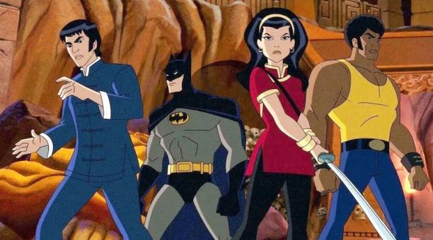 Richard Dragon, Batman, Lady Shiva y Bronze Tiger aparecen en 'Soul of the Dragon'. DC