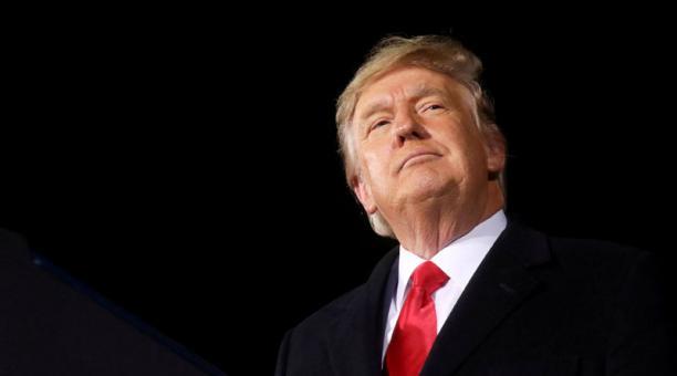 Los documentos de los impuestos de Donald Trump no se conocerán públicamente. Foto: REUTERS.