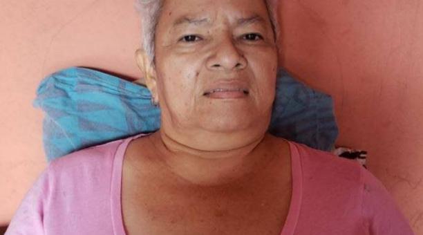 Familiares y amigos de Dominga Pagola solicitan ayuda para recaudar fondos y poder tratar a Dominga por su cáncer de útero en Trinidad y Tobago. Donde la atención por la enfermedad para los ciudadanos del país es gratuita, pero para extranjeros no. Foto t