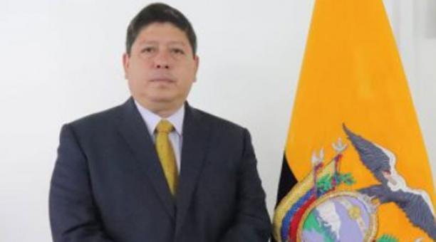 Orlando Jácome, subdirector de Rehabilitación, renunció este 24 de febrero del 2021 al cargo. Foto: cortesía.