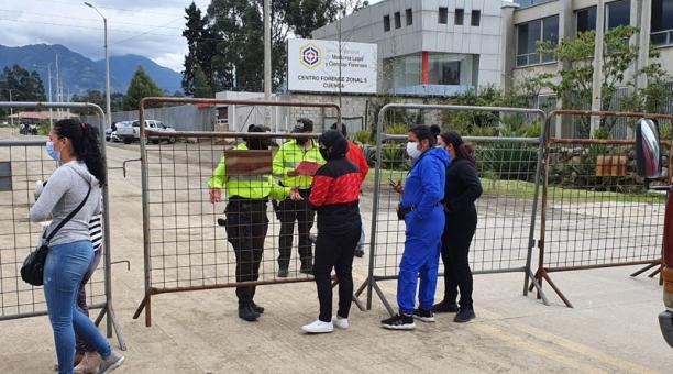 La Corte Constitucional se pronunció este 24 de febrero del 2021 tras la masacre en tres cárceles del Ecuador. Foto: Lineida Castillo/ EL COMERCIO.
