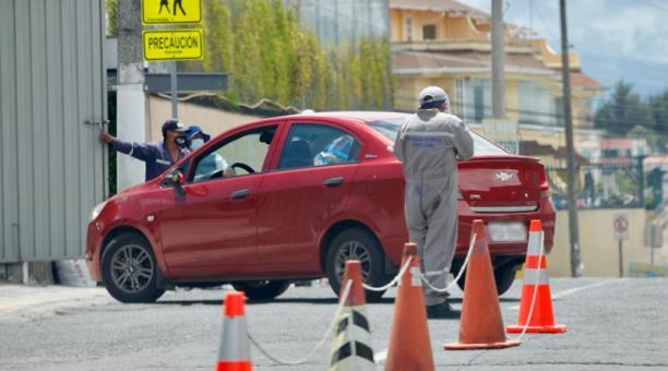 Para marzo es obligatorio que se matriculen los automotores cuyas identificaciones terminan en 2