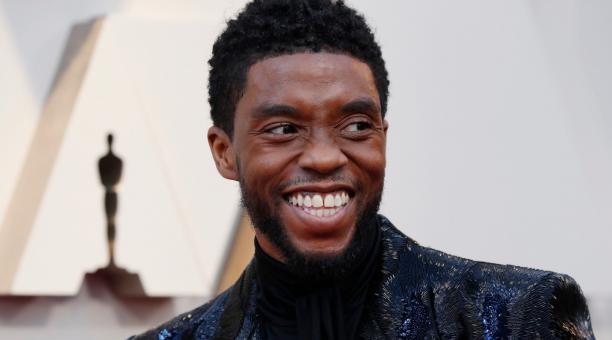 91 edición de los premios de la Academia - Hollywood, Los Angeles, California, EE.UU., el pasado 24 de febrero de 2019. El actor Chadwick Boseman de